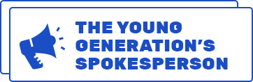 youth hacktivation spokesperson