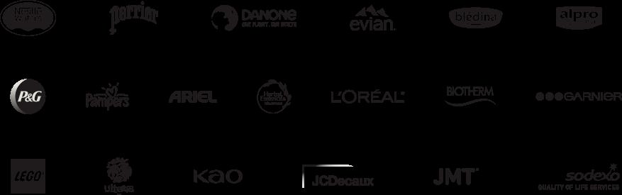 Last year sponsors