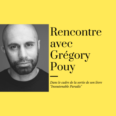 Gregory Pouy - Insoutenable Paradis